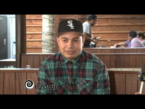 NZOWN - Juice TV Interview With K.One