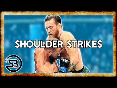 Shoulder Strikes from the Clinch MMA Analysis