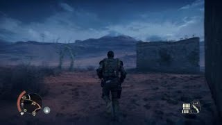 Mad Max Glitch - weapon dropped vanishes while filling canteen