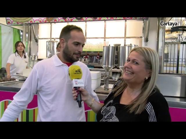56ª Feria de Octubre de Cartaya - Chocolatería Ntra. Sra. de Valme