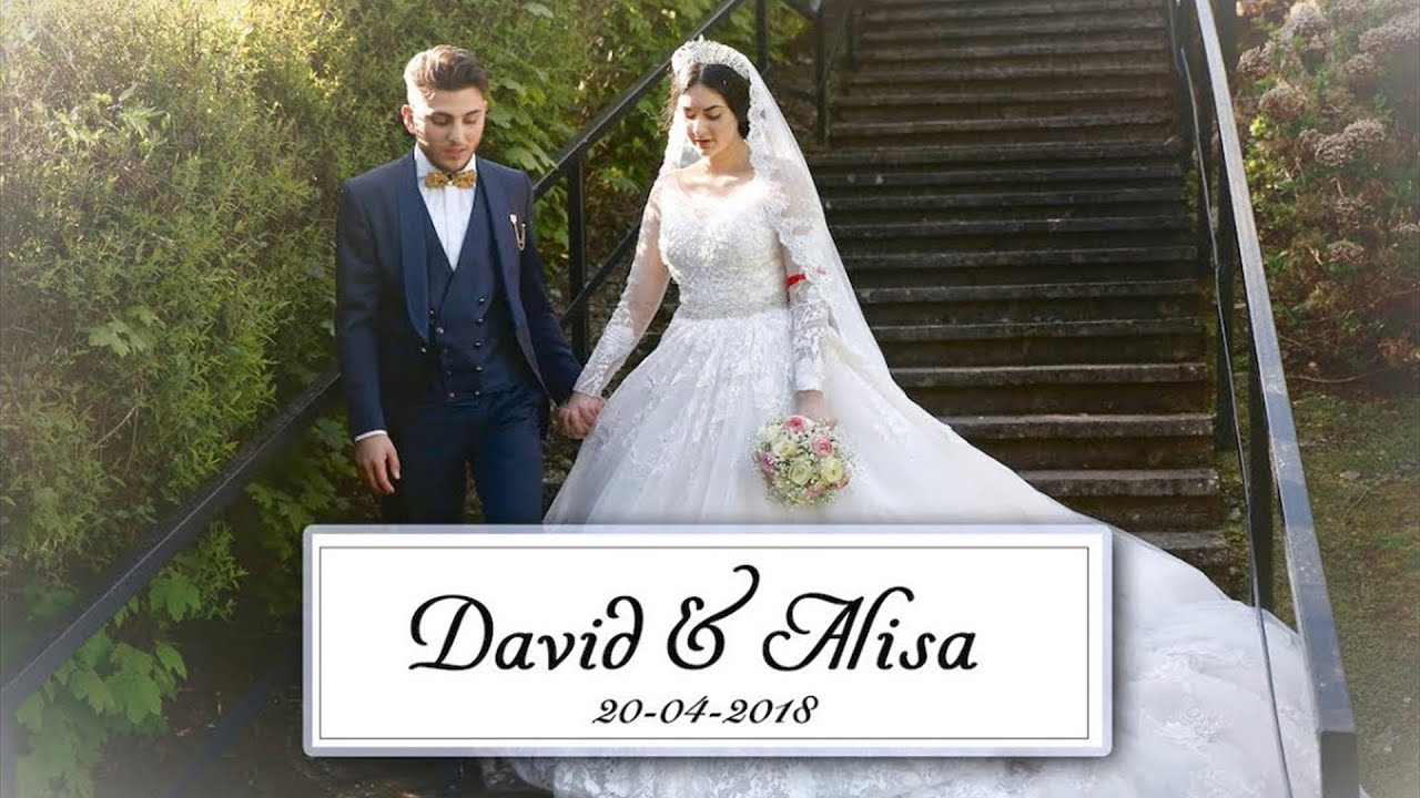 David & Alisa's Wedding - Short Film