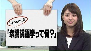 林美沙希と学ぶ『モットおしえて!総選挙』第3回(14/12/04) 美沙希 検索動画 11