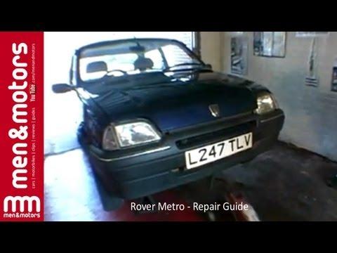Rover Metro - Repair Guide