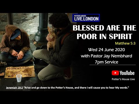 Wednesday Live Service 24th June 2020 7 00pm Gmt Youtube