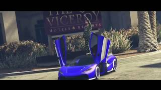 GTA5LIL PUMP - BUTTERFLY DOORS (Music Video)