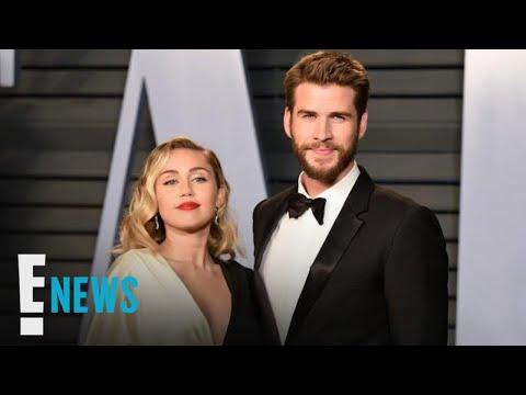 Miley Cyrus & Liam Hemsworth Get Funky for Wedding Dance | E! News Mp3