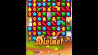 Candy Crush Friends Saga Level 100 - NO BOOSTERS 👩👧👦 | SKILLGAMING ✔️