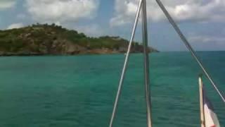 Croisiere sur antigua barbuda
