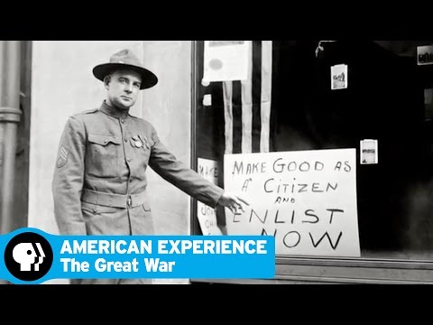 THE GREAT WAR On AMERICAN EXPERIENCE | Q&A With Creators And Historians | PBS