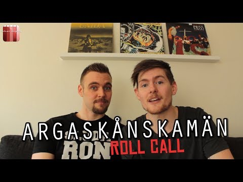 RollCall: ArgaSkånskaMän