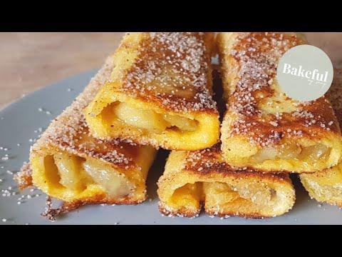 Banana Bread Toast | Easy Breakfast Treat
