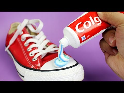 Thumbnail: 5 Life Hacks for Shoes YOU SHOULD KNOW