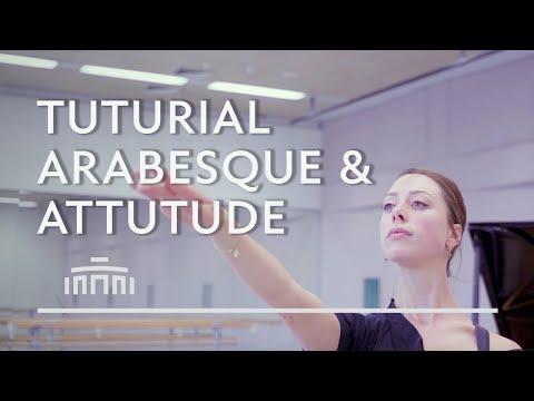 Arabesque & Attitude - Tuturial 2 (Ballet exercises) - Dutch National Ballet