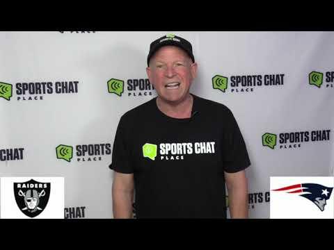 Las Vegas Raiders at New England Patriots Sunday 9/27/20  NFL Picks & Predictions  Sports Chat Place
