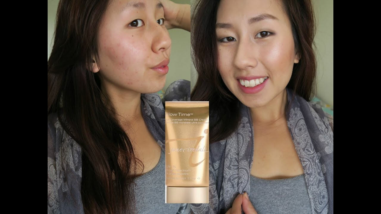 Jane iredale glow time bb cream review demo naturalcruelty jane iredale glow time bb cream review demo naturalcruelty free makeup youtube nvjuhfo Choice Image