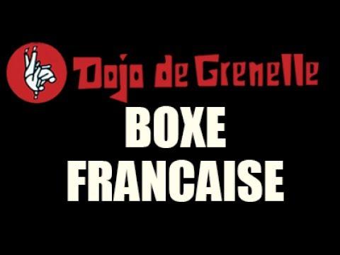 Boxe Francaise dojo de Grenelle