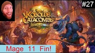 Hearthstone Kobolds and Catacombs Mage 11