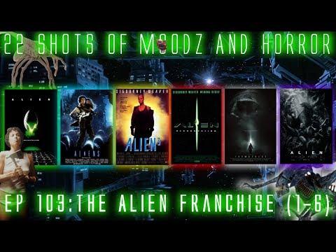 Podcast: Ep. 103 | Alien Franchise (1-6)
