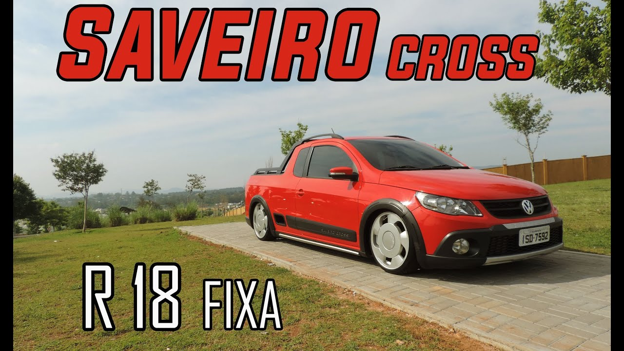 Saveiro cross search pictures photos - Saveiro Cross Rebaixada Aro 18 Suspens O Fixa Afu Productions Youtube