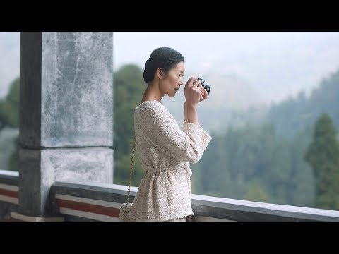 Cruise 2017/18 collection film featuring Liu Wen - CHANEL