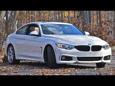 2017 BMW 430i M-Sport Coupe In-Depth Review