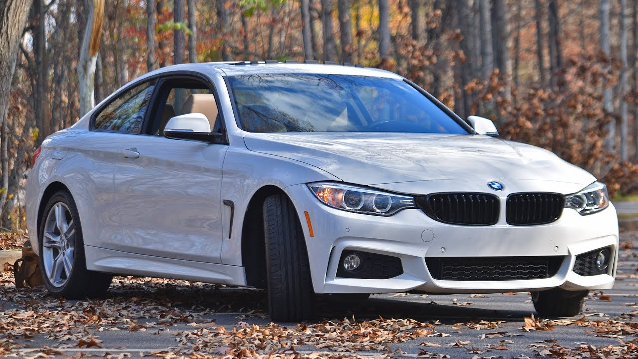 2017 Bmw 430i M Sport Coupe In Depth Review