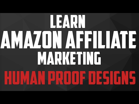 #10 - Human Proof Designs - 14 Authority Sites For Learning Amazon Affiliate Marketing