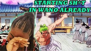 Wano Arc Begins! 😍| One Piece Episode 892 REACTION/REVIEW