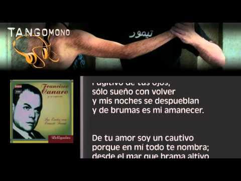 Todo te nombra (Francisco Canaro - canta: Ernesto Fama)