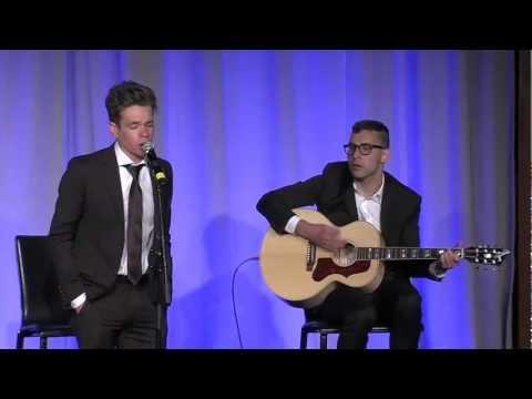 Fun. (Jack Antonoff and Nate Ruess) Headline Trevor Live