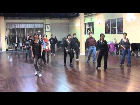 Go Jaded  (Dance & Walk Through)
