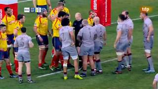Georgia - Spain | Rugby Europe Championship 2018