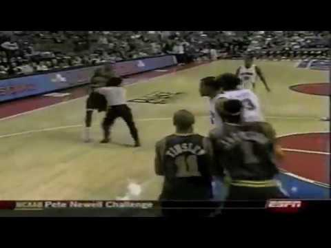ESPN SportsCenter- Pacers vs Pistons Brawl 11-19-2004