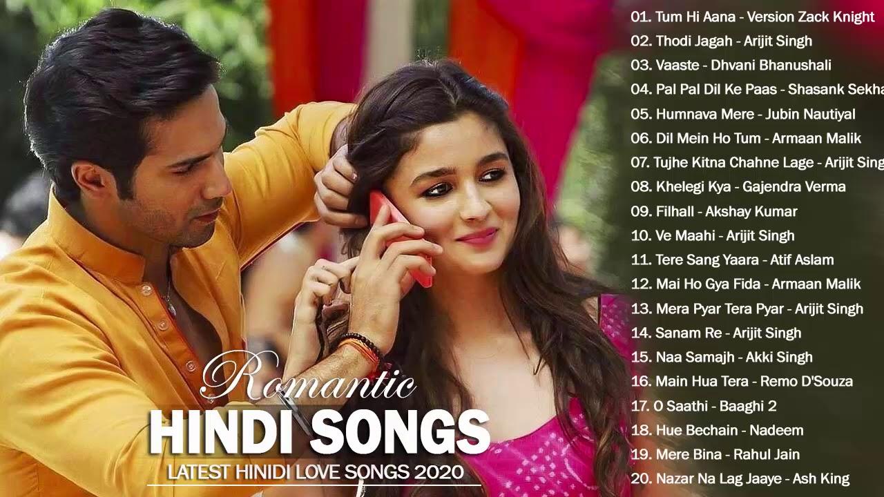 Songs hindi romantic new in 500 Greatest