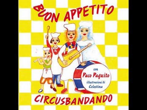 BUON APPETITO con Paco Paquito