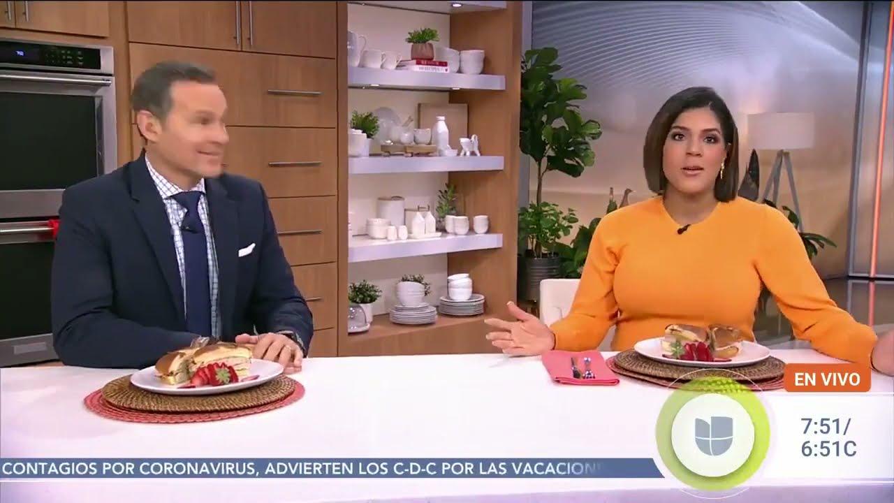 """""""Despierta América"""" comento el triunfo de Lucero Mijares en los Fans' Choice Awards 2021"""