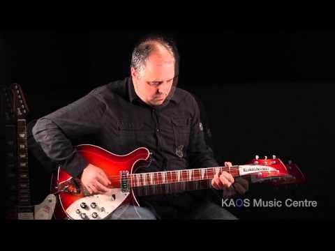 KAOS Gear Demo - Rickenbacker 620