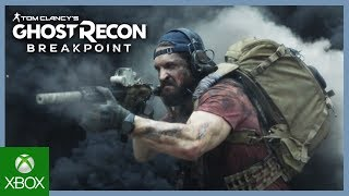 Tom Clancy's Ghost Recon Breakpoint: What Makes a Ghost | Live Action Trailer | Ubisoft [NA]