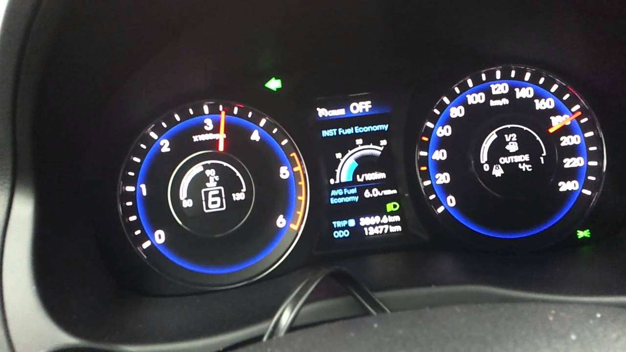 how to change fahrenheit to celsius in hyundai elantra 2017