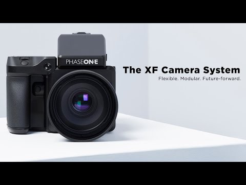 XF Camera System | Phase One