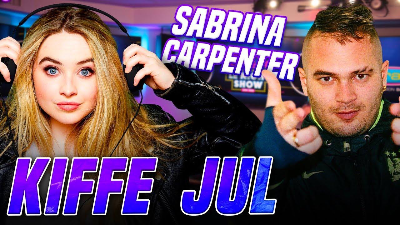 SABRINA CARPENTER EN KIFF SUR JUL 🤩 - Marion et Anne So
