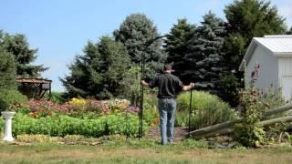Quatrefoil Garden Arbor | Gardeners Edge