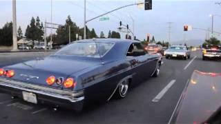 BRISTOL SOUND CAR SHOW IN SANTA ANA