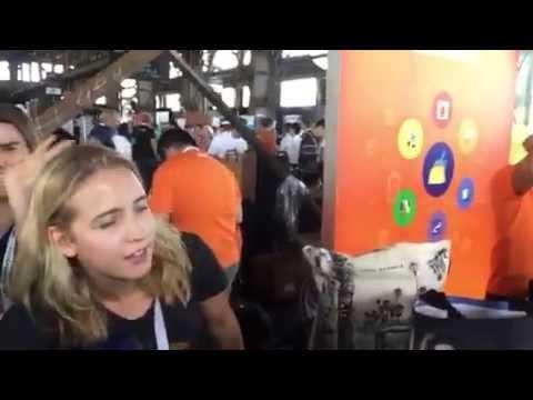 Rickshaw Bagworks Backpacks At TechCrunch Disrupt #TCDisrupt