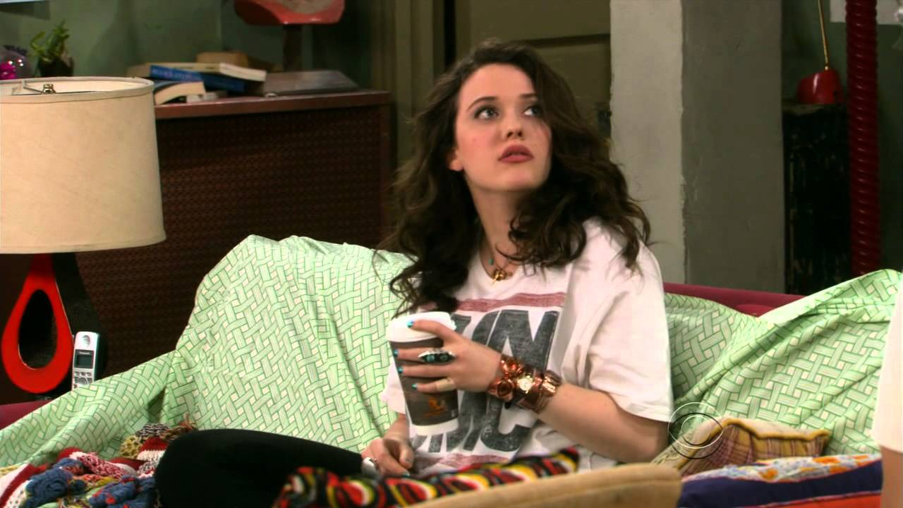 Caroline And Max 2 Broke Girls Chanel Number Two 9 Youtube