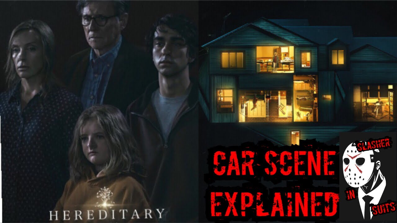 Hereditary Car Scene Commentary Youtube