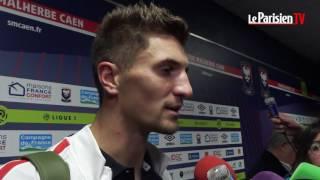 Caen-PSG : Thomas Meunier « aucun problème avec Hatem Ben Arfa »