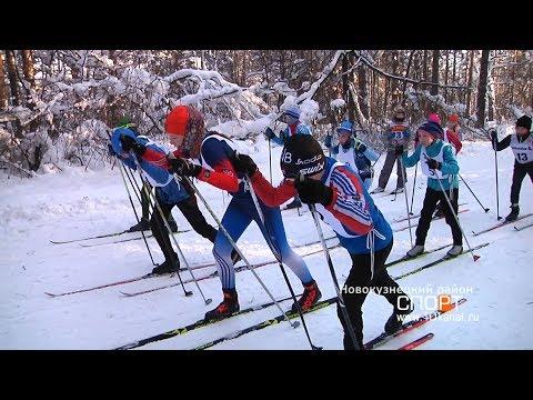 Лыжный спарринг в Сосновке