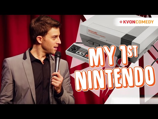 Middle Eastern Dad Lecture (...K-von gets a Nintendo)