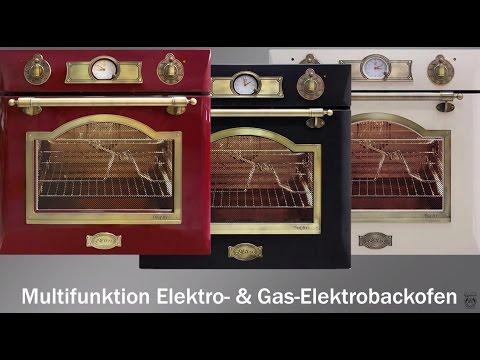 Kaiser Retro Induktions-Herdset im Detail-Check